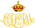 Royal Monogram as Queen